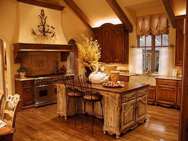French Country Home Design Style