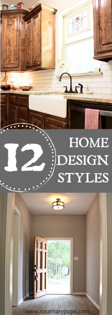 Home Design Style For A Joy Filled Home Rosemary Pope