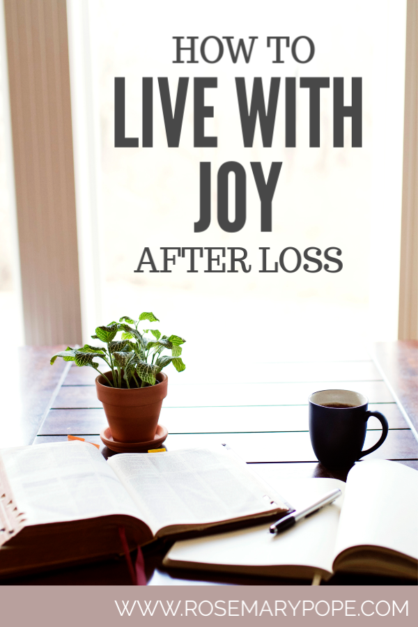 Live With Joy Bible Image