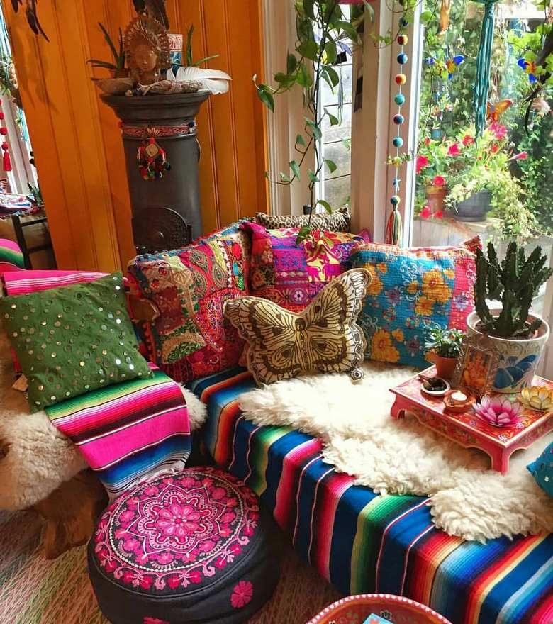Boho Chic Home Design Style