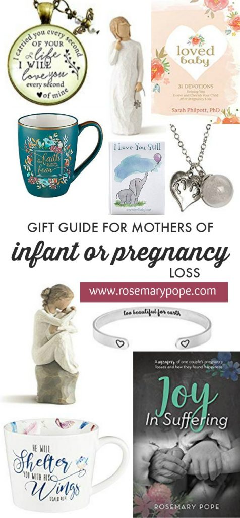gift guide mothers infant pregnancy loss