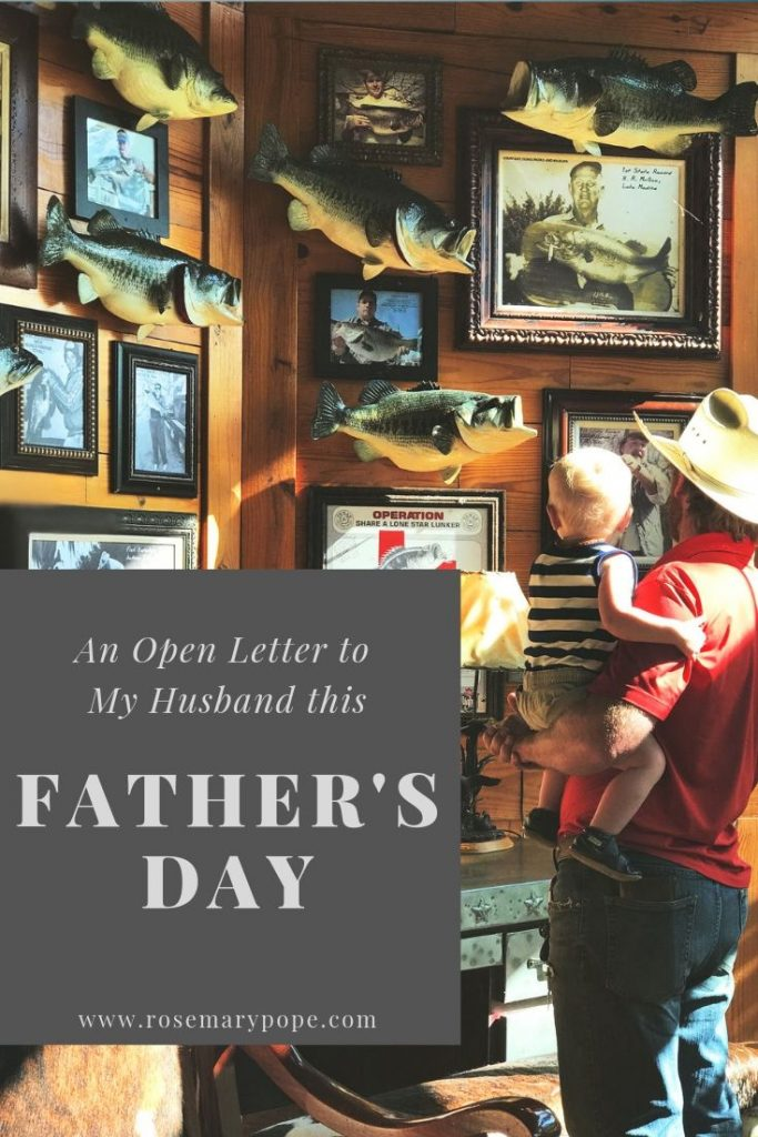 Fathers day letter to my children