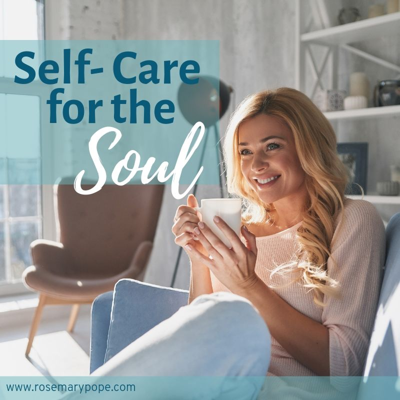 Self care for soul