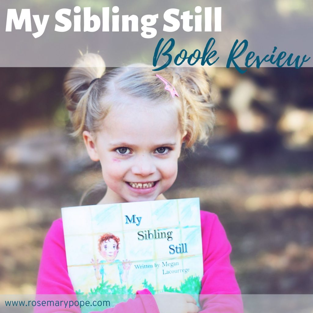 my sibling still book review