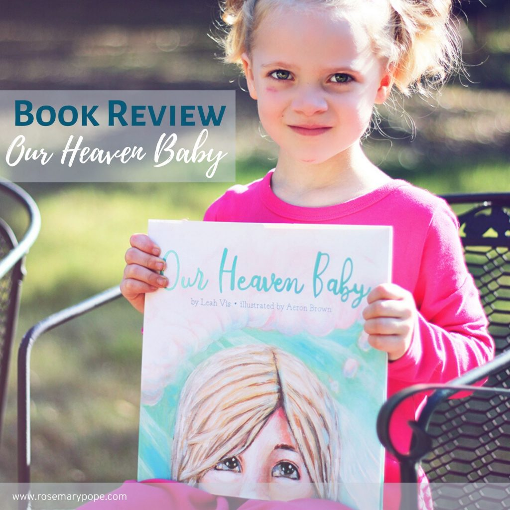 our heaven baby book review