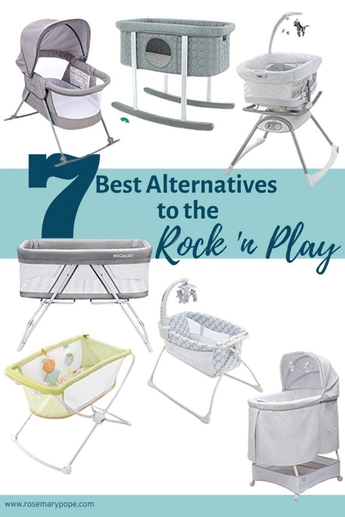 alternatives rock n play