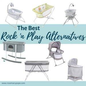 best rock n play alternatives