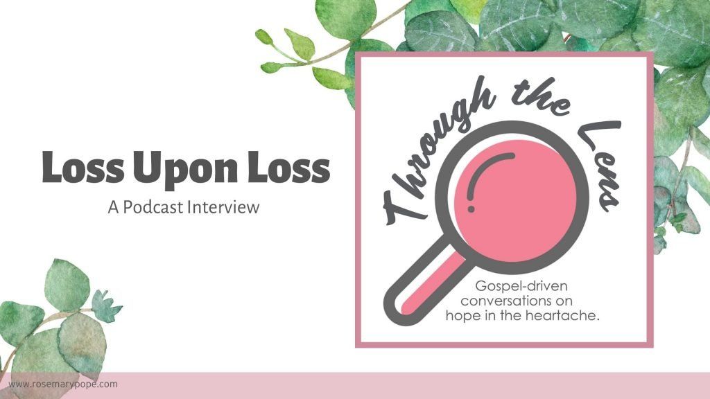 Miscarriage infant loss interview