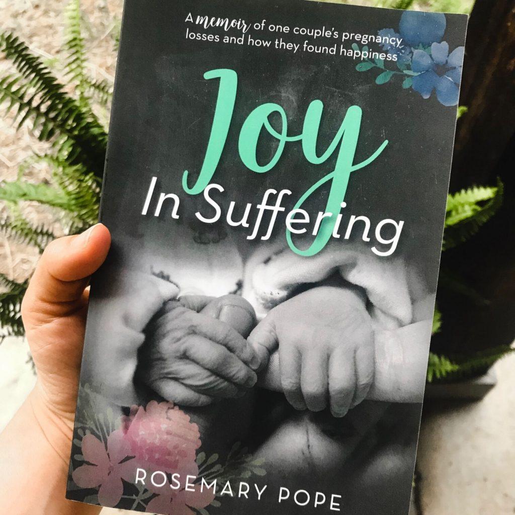 joy in suffering book